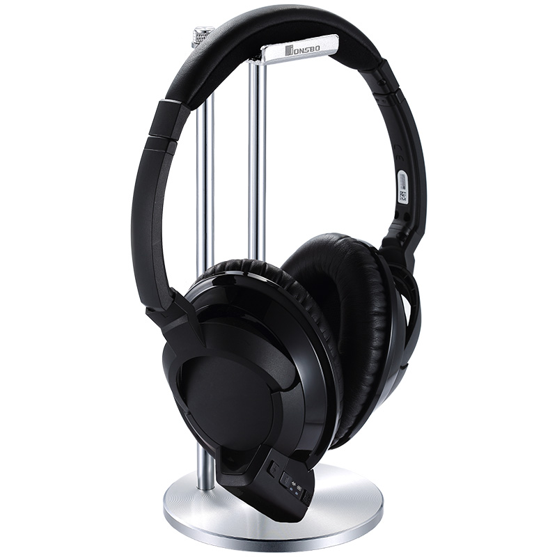 乔思伯HS-1耳机支架银色
