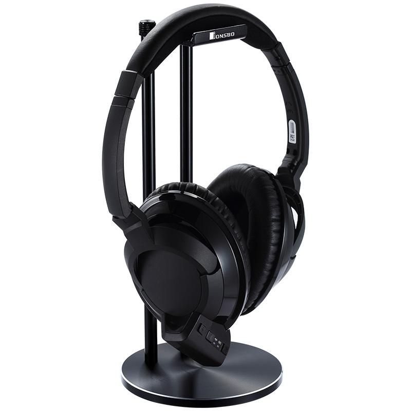 乔思伯HS-1耳机支架黑色
